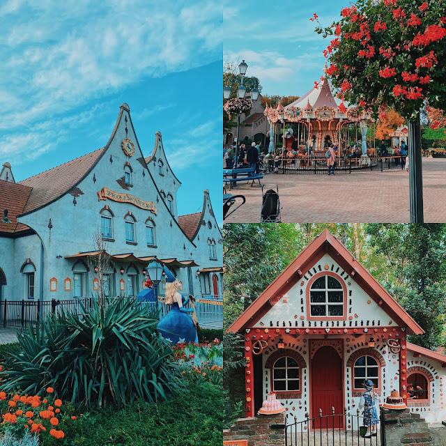 Een nostalgisch dagje in Sprookjeswonderland, Enkhuizen