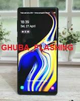 Cara Flash Samsung Galaxy Note 9 (SM-N960F) 100% Work