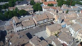 Borgo Maggiore, San Marino.