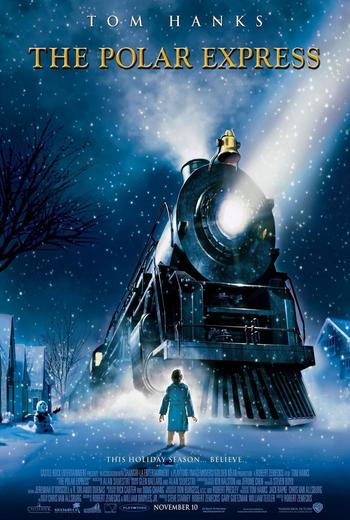 Download The Polar Express (2004) Full Movie in Hindi Dual Audio BluRay 720p [900MB]