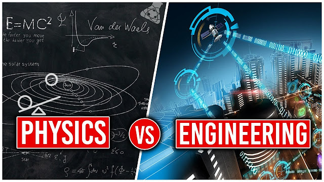 The differences between physicists and engineers