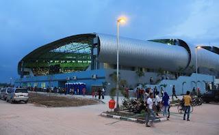 Stadion aquatic jakabaring