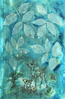 Sue Reno_wet cyanotype_image 918