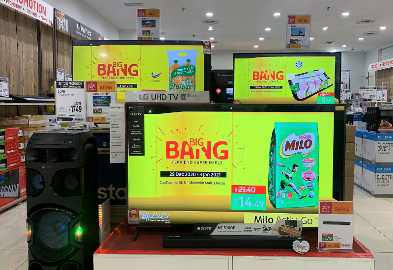 TV Murah Kl