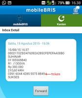 tampilan layar mobile BRIS ke 7