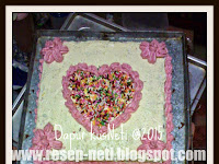 Resep Cake Coklat Sederhana ( Simple Chocolate Cake Recipe )