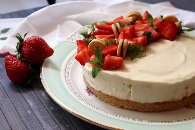 """Tarta de queso o """"cheesecake"""" de leche condensada"""