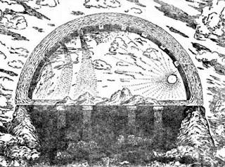 Земля по представлению древних людей