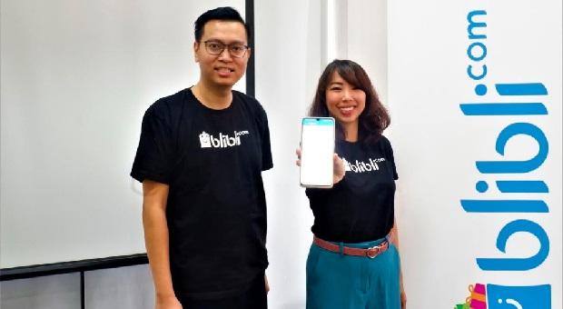 Terobosan Baru di Industri, Blibli.com Luncurkan Fitur Pick Delivery Time