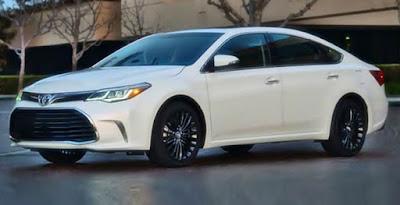 2018 Toyota Avalon Refonte, date de sortie, prix et spécifications Rumeur