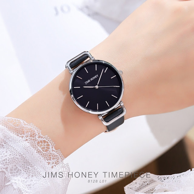 JIMS HONEY TIMEPIECE 8128