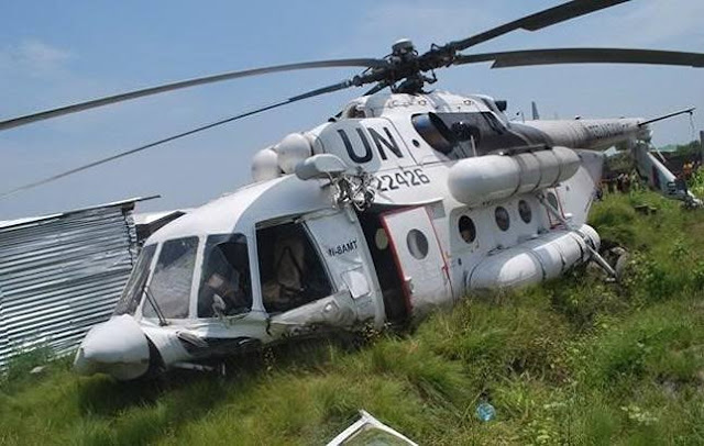 Boko Haram attacks UN helicopter, kills two