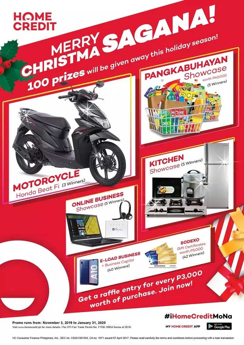 Home Credit ChristmaSagana