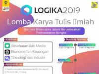 Lomba Karya Tulis Ilmiah Nasional LOGIKA UI 2019