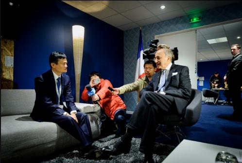 Nasehat Jack Ma