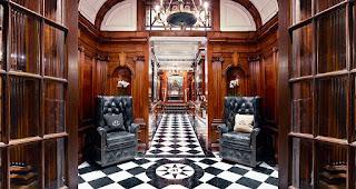 hotel 41 lobby best luxury hotels