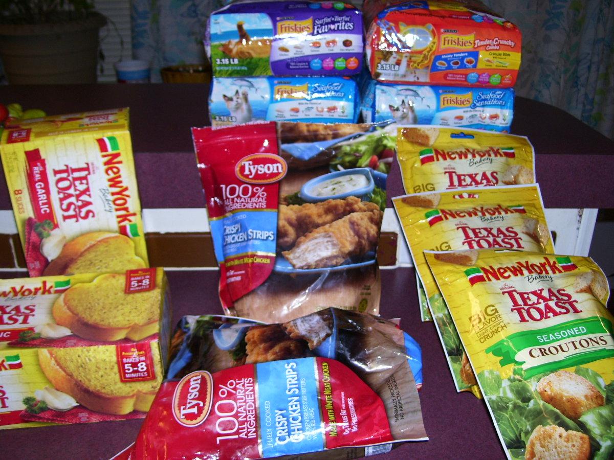 Dog Food Buy One Get One Half Off