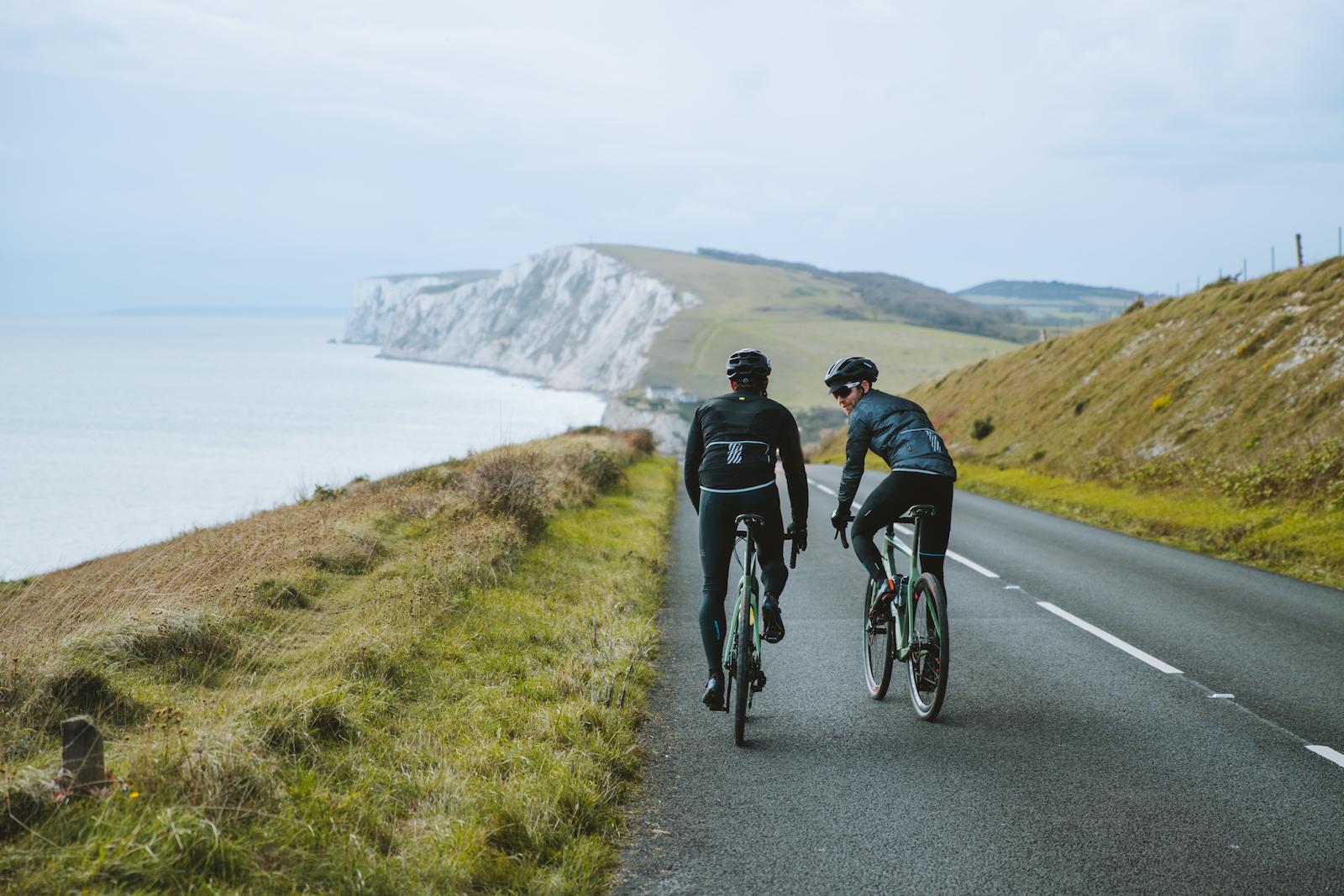 Tim Wiggins Isle of Wight Cycling