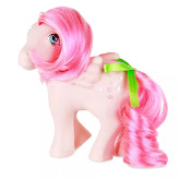 My Little Pony Heart Throb Basic Fun Classic Series Pegasus Pony