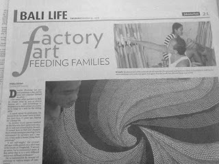 bali life local newspaper funny headline design fail