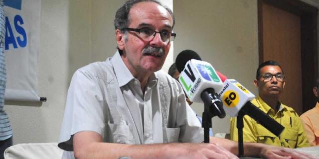Ochoa Antich dice que Ramos Allup debe volver a la presidencia de la AN para levantar