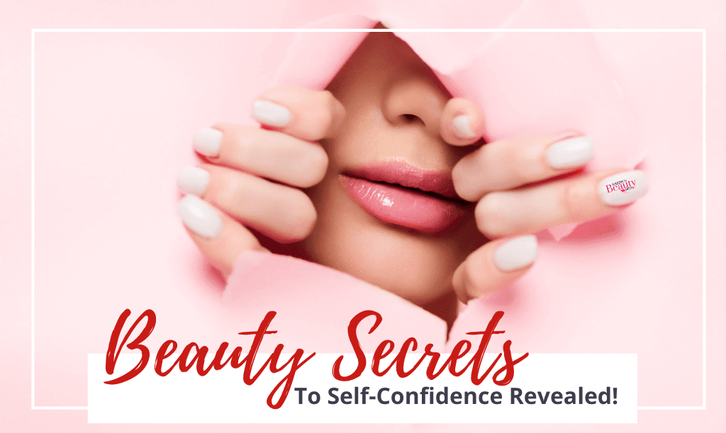 Top Beauty Secrets To Self-Confidence Revealed By Barbies Beauty Bits