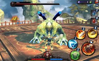 game mmorpg android terbaik dan Terbaru - Eternity Warriors