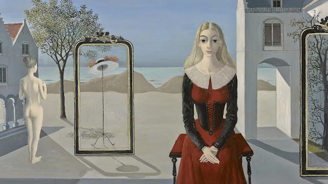 surreal, surrealism, dream, dreams, women, figurative