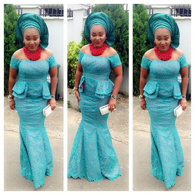 ca5ae29e36c Checkout This Beautiful Nigerian Ankara Prom Dresses For Ladies ...