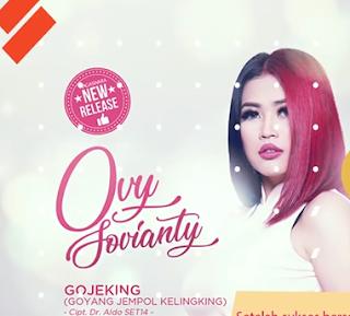 Ovy Sovianty, Dangdut, Download Lagu Ovy Sovianty Gojekin Mp3 Single Dangdut Terbaru 2018, Mp3, Gojekin