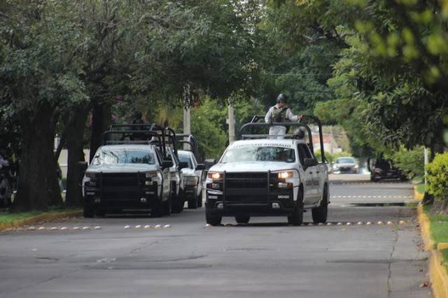 Guardia Nacional ya protege y blonda a Enrique Alfaro Gobernador de Jalisco ante mamezada de ser ejecutado por El CJNG