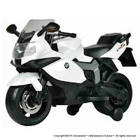 Motor Mainan Aki Pliko PK5100 BMW K1300S Lisensi