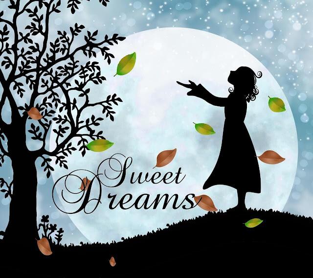 Good Night images girls