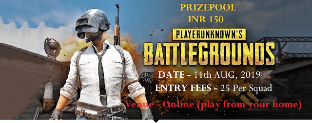 Players PUBG Mobile Tournament 2.0