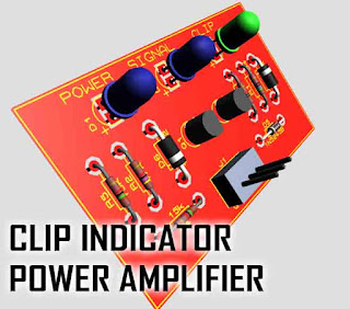 Clip Indicator for Power Amplifier Circuit