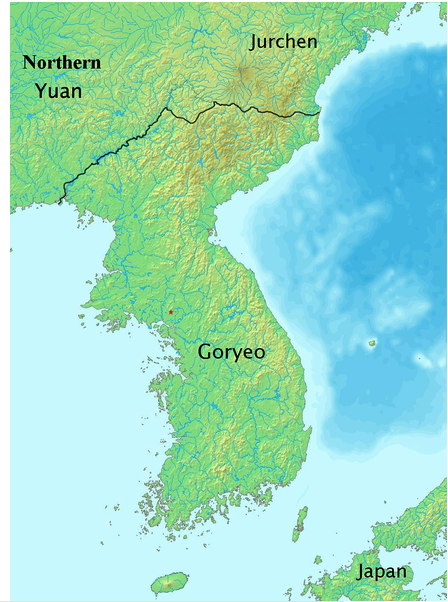 Picture%2B10 Map Of Koryo Dynasty on map of kamakura shogunate, map of neolithic era, map of lebanese civil war, map of three kingdoms, map of chinese dynasties,