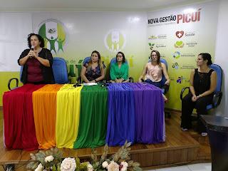 Mesa redonda encerra 1ª campanha municipal de combate à homofobia em Picuí
