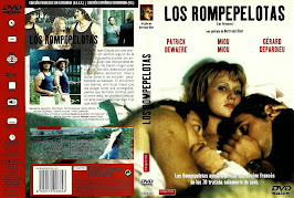 Los rompepelotas 1974 - Carátula