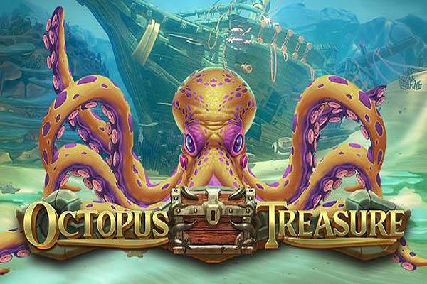 Main Gratis Slot Octopus Treasure (Play N GO)