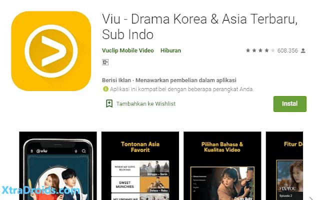 Aplikasi Viu