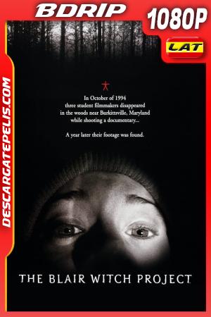El Proyecto de La Bruja de Blair (1999) 1080P BDRIP Latino – Ingles