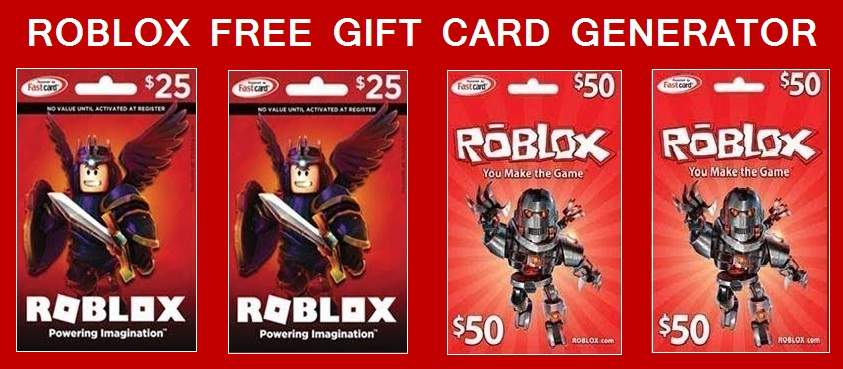 Roblox Gift Card Generator Redeem Codes 2020 Makemyway