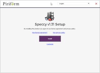 Cara Melihat Spesifikasi Komputer Secara Lengkap Menggunakan Software Speccy