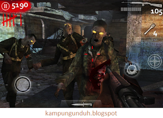 Download Call of Duty Black Ops Zombies V1.0.8 Apk + Mod + Data for Android