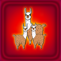 Llama Family Escape Walkthrough