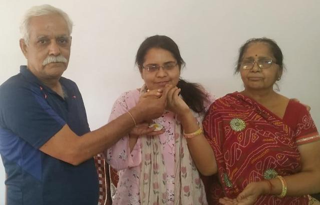 यूपीपीएससी परीक्षा में फरीदाबाद की सुबोध जोशी ने फहराया परचम,मिल रही बधाई
