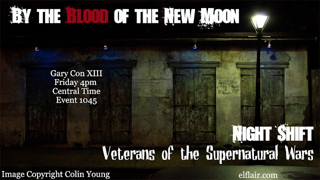 Blood of the new moon