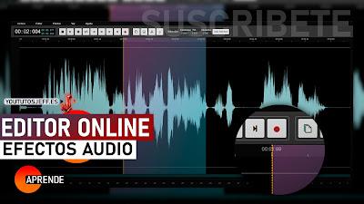 Editor de Audio Online, AudioMass