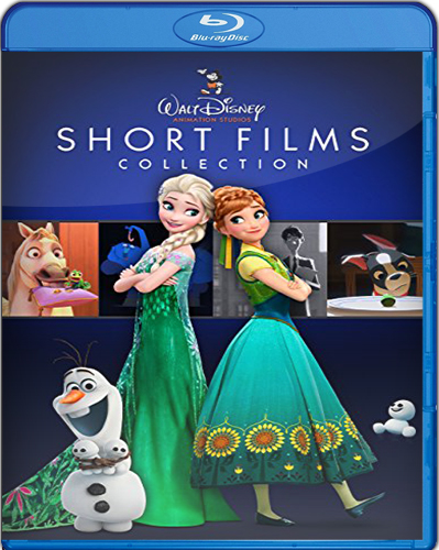 Walt Disney: Short Films Collection [BD25] [2015] [Latino]