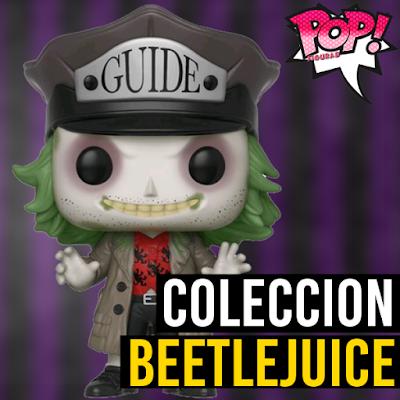 Lista de figuras funko pop de Funko POP Beetlejuice